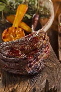 tomahawk steak (foto Ivam Grambek)