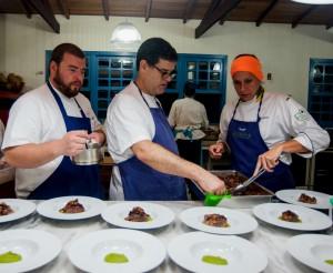 tres chefs evento sabores
