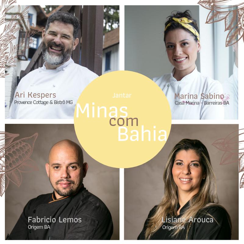 [:pb]Ari Kespers recebe nova geração de chefs baianos em Minas Gerais[:]